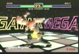 Still frame from: Fighters Megamix (SAT)