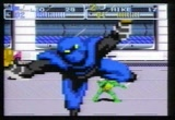 Still frame from: Teenage Mutant Ninja Turtles: Turtles In Time & The Hyperstone Heist (SNES & GEN)
