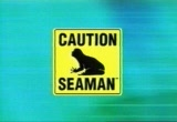 Still frame from: Seaman (DC)