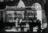 Still frame from: Screen Traveler: Damascus and Jerusalem