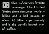 Still frame from: Behind the Cup: The Story of Hills Bros. Coffee