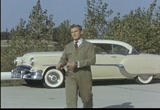 Still frame from: Look at Pontiac for 1954!