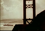 Still frame from: Building the Golden Gate Bridge
