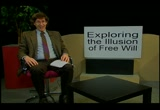 Still frame from: 10. Why Change as the Basic Universal Process Makes Free Will Impossible