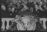 Still frame from: Extra! Special! Roosevelt Inaugurated  1933/03/05