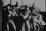 Still frame from: Farmers Arm To Break Picket Line, 1933/11/06