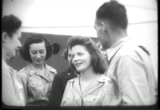 Still frame from: First U.S. Army Nurses Land In Japan
