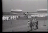 Still frame from: Pres. Truman Honors Nisei Combat Group, 1946/07/18