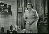 Still frame from: 1952 Commercial for Kellogg's Shredded Wheat