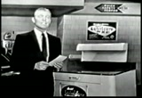 Still frame from: 1954 TV Episode - 'The Buick Berle Show'' with guest Mickey Rooney