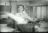Still frame from: 1957 commercials for Wisk laundry detergent