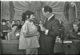 Still frame from: 1958 Episode of ''Queen for a Day''