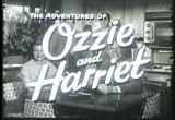 Still frame from: 1960's Mainstream Culture: ''Ozzie and Harriet'' (A Painting from the Past, 17 March 1965)