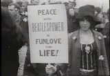 Still frame from: Peace March. Thousands Oppose Vietnam War,  1967/04/18