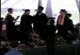 Still frame from: 2011 Bristol Community College Commencement