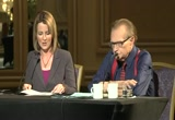 Still frame from: 2012 Third Party Presidential Debate - Hosted By Larry King