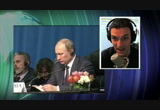 Still frame from: New World Next Week: Episode148 - Monsanto Protection, Kerry+Karzai, BRICS Bank