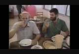Still frame from: 20 Years of Palestinian-Jewish Living Room Dialogue