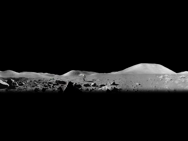 Moon Landscape : NASA : Free Download & Streaming ...