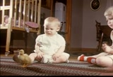 Still frame from: [Home Movies: Can 10704: Betty Louise & Martha Jeannine, Oct '53 - Dec '54]