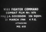 Still frame from: 8th Fighter Command Operations, 1943-1944