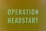Still frame from: Air Force Film Report 33, 'Operation Headstart - Airborne Alert'