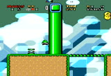 Still frame from: Amaraticando & Dnnzao's SNES Super Demo World - The Legend Continues in 17:55.96