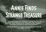 Annie Oakley - Annie Finds Strange Treasure