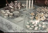 Still frame from: Arranging The Tea Table