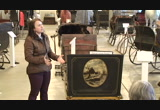 Still frame from: A Talk by Nina Roth-Wells, Painting Conservator