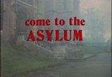 Still frame from: Asylum - trailer