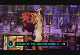 Still frame from: Attack.of.the.Show 2011.10.26