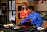 Still frame from: Saving green: kitchen solutions for money saving meals and More... Episode 1369
