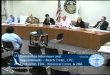 Still frame from: Board of Selectmen April 22, 2013