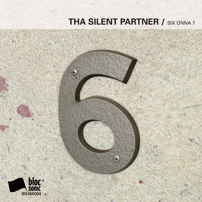 Cover of Tha Silent Partner 'SIX ONNA 7'