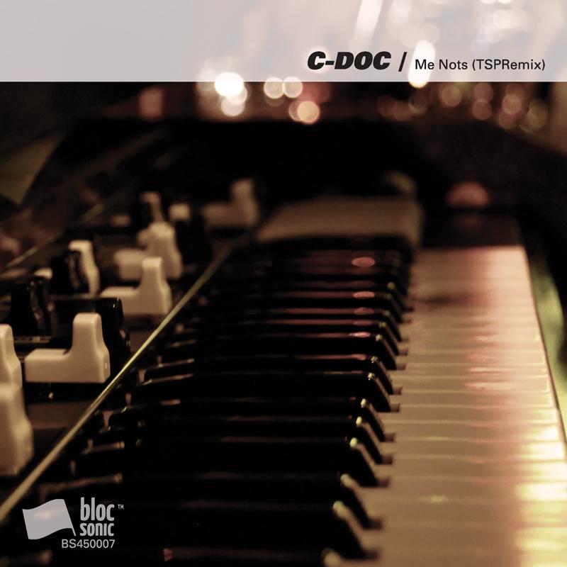 Cover of C-Doc's 'Me Nots (TSPRemix)'