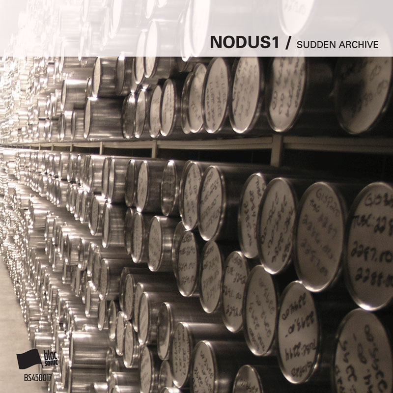 Cover of Nodus1 'Sudden Archive'
