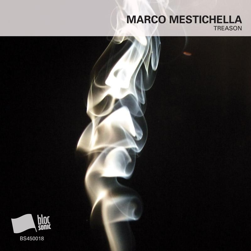 Cover of Marco Mestichella 'Treason'