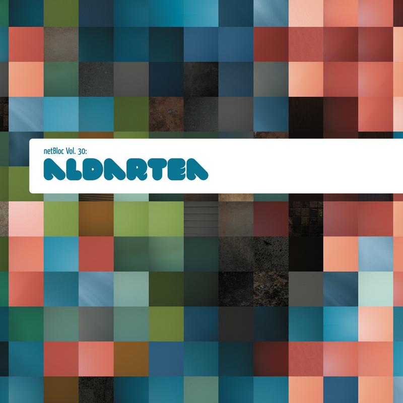 Cover of netBloc Vol. 30: aldartea