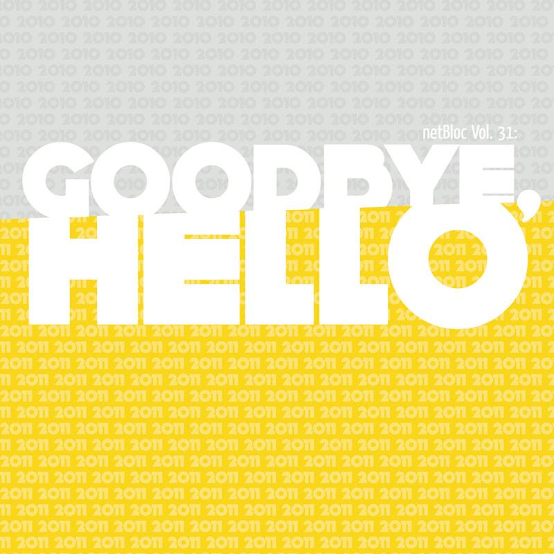 Cover of 'netBloc Vol. 31: Goodbye, Hello'