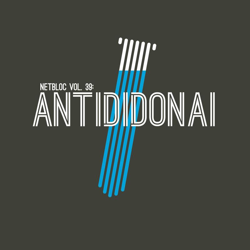Cover of 'netBloc Vol. 39: Antididonai'