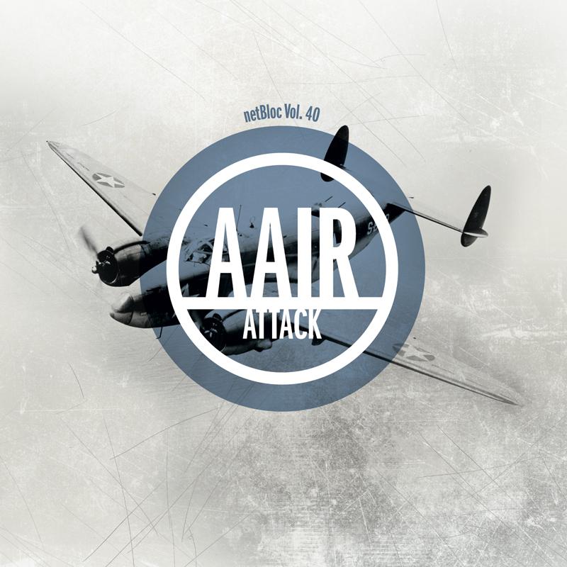 Cover of 'netBloc Vol. 40: AAIR Attack'
