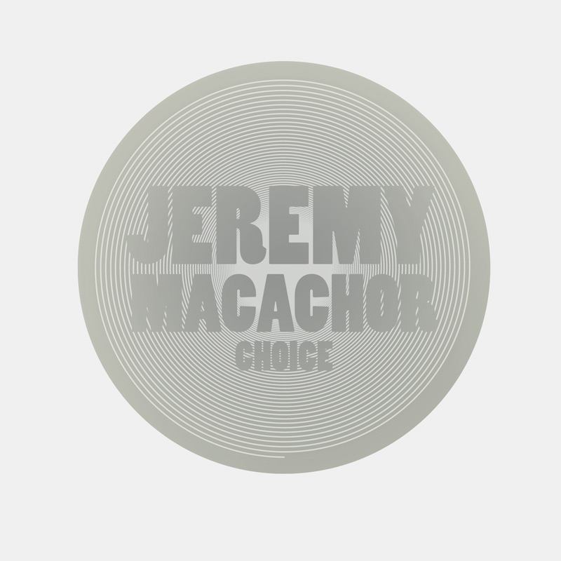 Cover of Jeremy Macachor 'Choice'