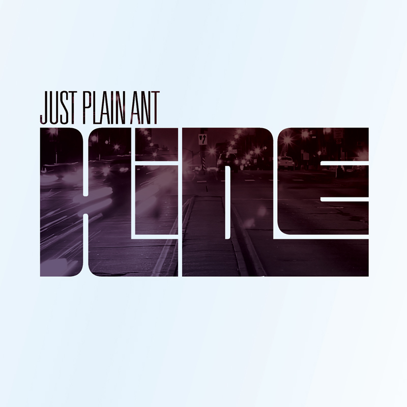 Cover of Just Plain Ant 'Hide'