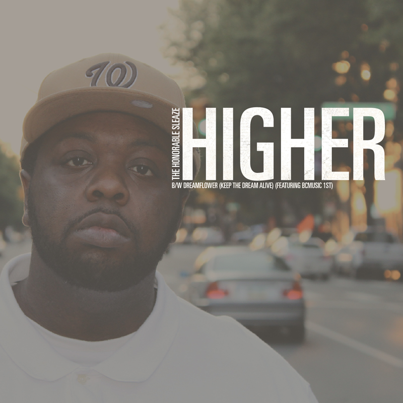 Cover of The Honorable Sleaze's 'Higher'