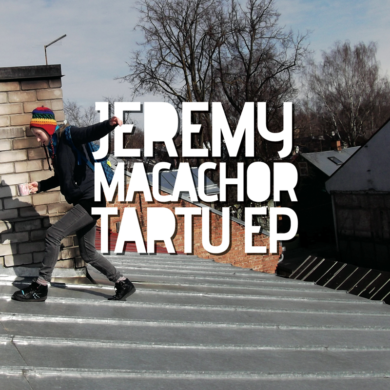 Cover of Jeremy Macachor's 'Tartu EP'