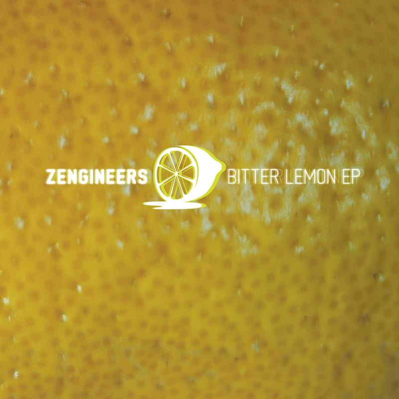 Cover of Zengineers' 'Bitter Lemon EP'