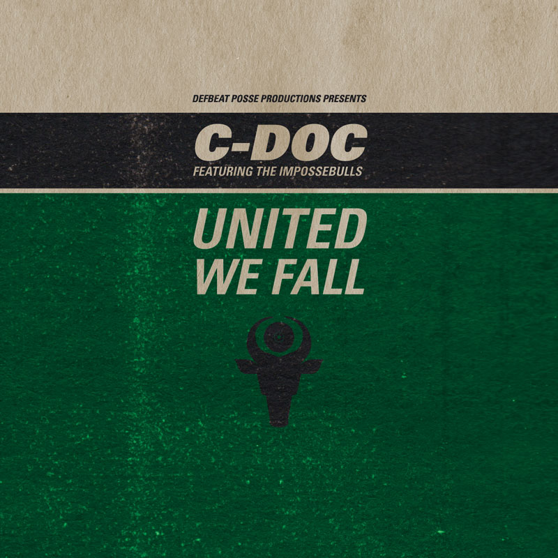 Cover of C-Doc's 'United We Fall'