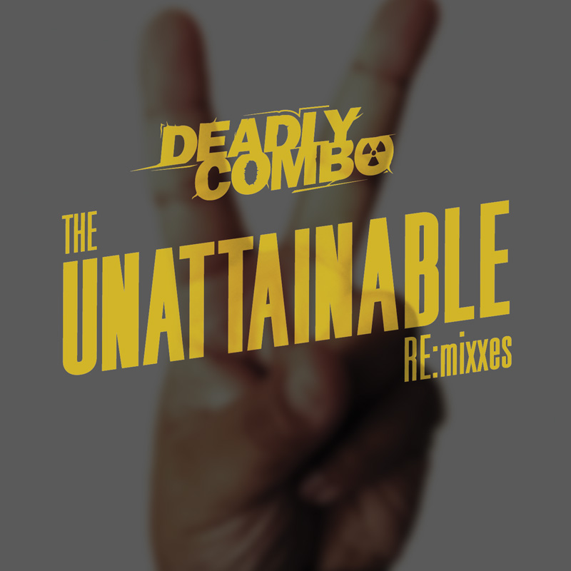Cover of Deadly Combo 'The Unattainable RE:mixxes'