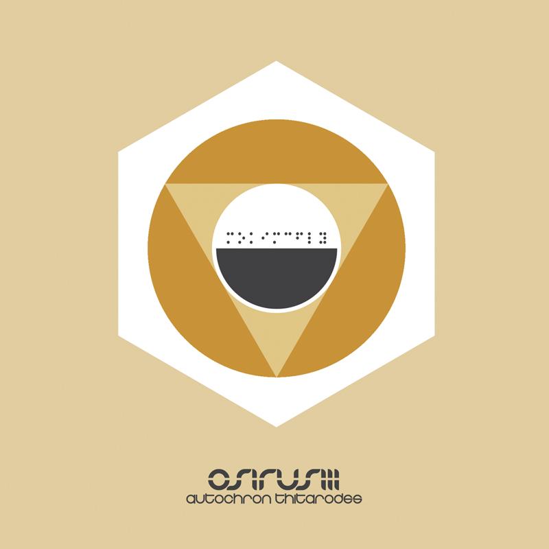 Cover of Moki McFly 'Osirus III: Autochron Thitarodes'